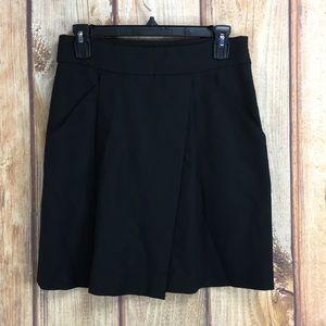 💸Zara Woman Black Wool Skirt Size Small